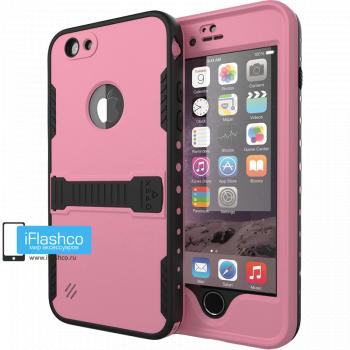 Чехол водонепроницаемый Redpepper для iPhone 6 / 6s розовый
