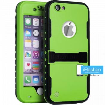 Чехол водонепроницаемый Redpepper для iPhone 6 / 6s зеленый