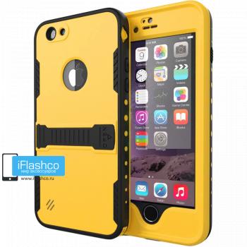 Чехол водонепроницаемый Redpepper для iPhone 6 / 6s желтый
