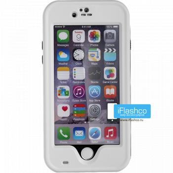 Чехол водонепроницаемый Redpepper для iPhone 6 Plus / 6s Plus белый