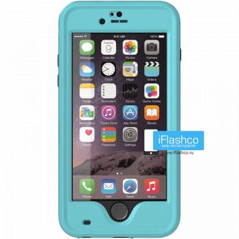 Чехол водонепроницаемый Redpepper для iPhone 6 Plus / 6s Plus бирюзовый