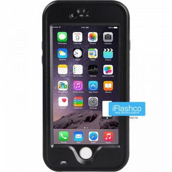 Чехол водонепроницаемый Redpepper для iPhone 6 Plus / 6s Plus черный