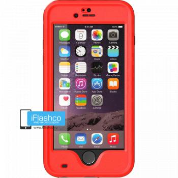 Чехол водонепроницаемый Redpepper для iPhone 6 Plus / 6s Plus красный