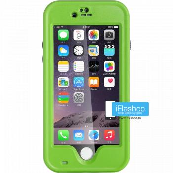 Чехол водонепроницаемый Redpepper для iPhone 6 Plus / 6s Plus зеленый