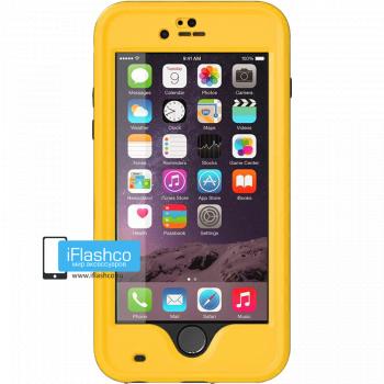 Чехол водонепроницаемый Redpepper для iPhone 6 Plus / 6s Plus желтый