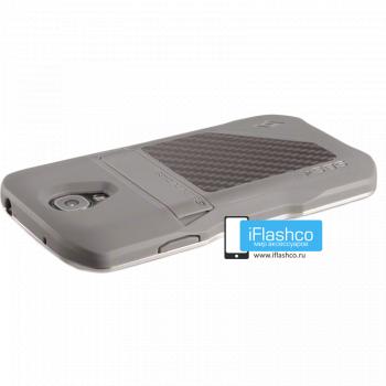 Eclipse для Samsung Galaxy S4 GT-I9500 серый (Gray/Silver)