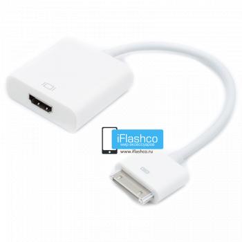 HDMI-переходник для iPad 2 / 3 и iPhone 4 / 4s