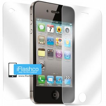 Комплект пленок iPhone 4 / 4S матовые