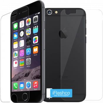 Комплект пленок iPhone 6 Plus / 6S Plus глянцевые