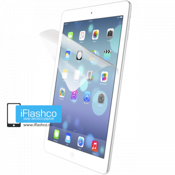 Пленка на экран iPad Air / Air 2 / iPad 2017 глянцевая