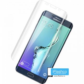Пленка на экран Samsung Galaxy S6 Edge+ глянцевая