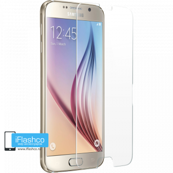 Пленка на экран Samsung Galaxy S6 глянцевая