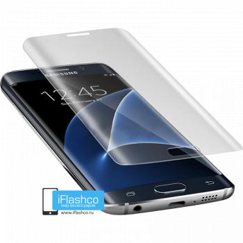 Пленка на экран Samsung Galaxy S7 Edge глянцевая