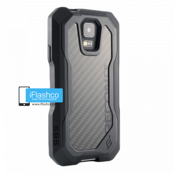 Recon Carbon Fiber для Samsung Galaxy S5 SM-G900F черный (Stealth Black)