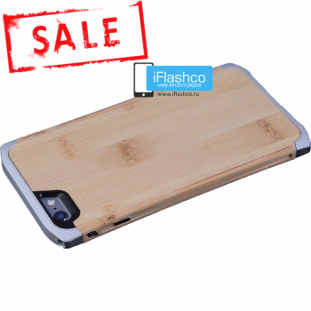 Ronin Wood для iPhone 6 Plus / 6s Plus - Bamboo светлое дерево