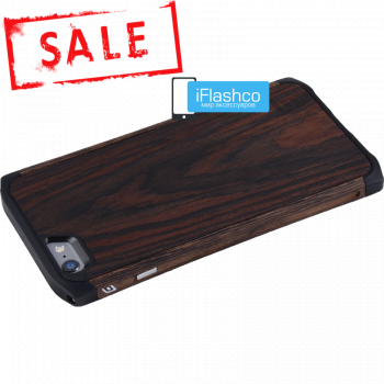 Ronin Wood для iPhone 6 Plus / 6s Plus - Wenge темное дерево