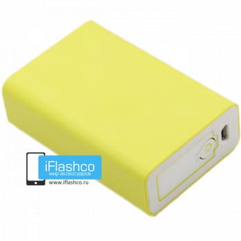 Внешний аккумулятор Miego 5200 mAh желтый