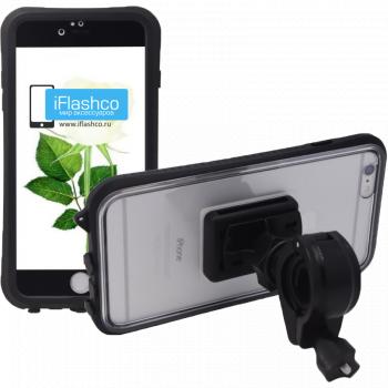 Водонепроницаемый чехол Acekit с креплением на руль для iPhone 6 Plus / 6s Plus