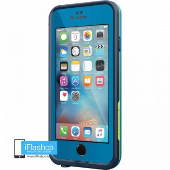 Водонепроницаемый чехол LifeProof fre Banzai Blue для iPhone 6 / 6s синий