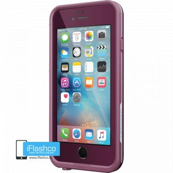 Водонепроницаемый чехол LifeProof fre Crushed Purple для iPhone 6 / 6s фиолетовый