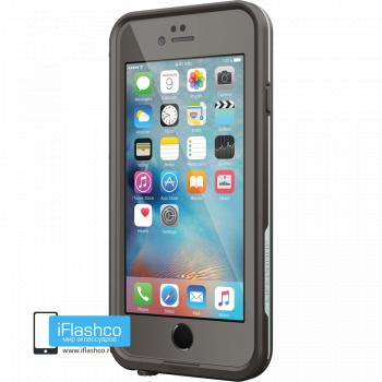 Водонепроницаемый чехол LifeProof fre Grind Grey для iPhone 6 / 6s серый