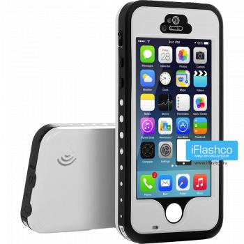 Водонепроницаемый чехол Redpepper iPhone 5 / 5S / SE белый