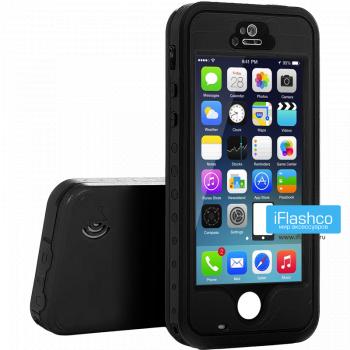 Водонепроницаемый чехол Redpepper iPhone 5 / 5S / SE черный