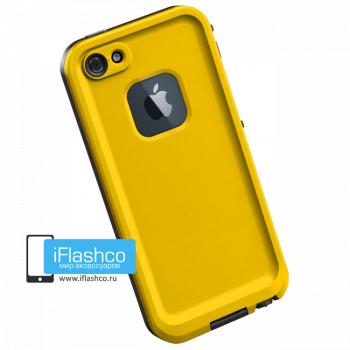 Водонепроницаемый чехол Redpepper iPhone 5 / 5S / SE оранжевый