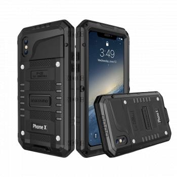 Водонепроницаемый чехол Seacosmo для iPhone X/Xs черный