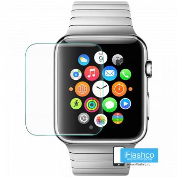 Защитное стекло Tempered Glass для Apple Watch 38 мм