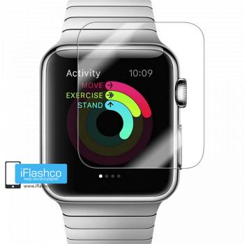 Защитное стекло Tempered Glass для Apple Watch 42 мм