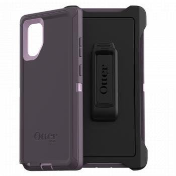 Ударопрочный чехол OtterBox Defender для Samsung Galaxy Note 10 Purple Nebula