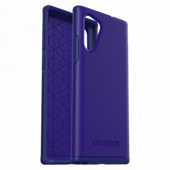 Чехол ударопрочный OtterBox Symmetry Sapphire Secret Blue для Samsung Galaxy Note 10 синий
