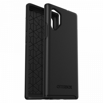 Чехол ударопрочный OtterBox Symmetry Black для Samsung Galaxy Note 10+ черный