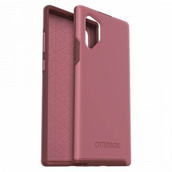 Чехол ударопрочный OtterBox Symmetry Beguiled Rose для Samsung Galaxy Note 10+ розовый