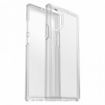 Чехол ударопрочный OtterBox Symmetry Clear для Samsung Galaxy Note 10+ прозрачный
