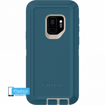Чехол Otterbox Defender Big Sur Blue для Samsung Galaxy S9 синий