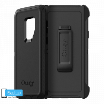 Чехол Otterbox Defender Black для Samsung Galaxy S9+ черный