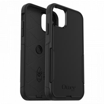 Ударопрочный чехол OtterBox Commuter для iPhone 11 Black