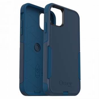 Ударопрочный чехол OtterBox Commuter для iPhone 11 Bespoke Way Blue
