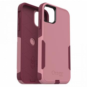 Ударопрочный чехол OtterBox Commuter для iPhone 11 Cupid's Way Pink