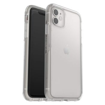 Ударопрочный чехол OtterBox Symmetry для iPhone 11 Clear