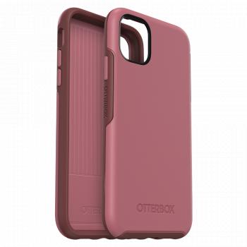 Ударопрочный чехол OtterBox Symmetry для iPhone 11 Beguiled Rose Pink