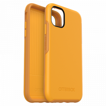 Ударопрочный чехол OtterBox Symmetry для iPhone 13 Pro Aspen Gleam Yellow