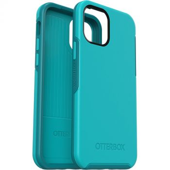 Ударопрочный чехол OtterBox Symmetry для iPhone 13 Pro Rocky Candy Blue