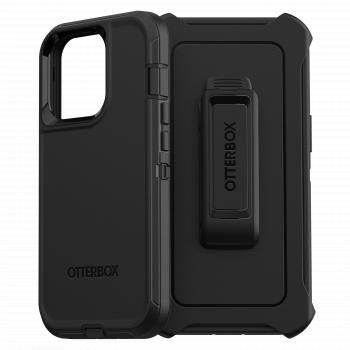Ударопрочный чехол OtterBox Defender для iPhone 13 Pro Black