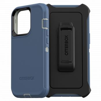 Ударопрочный чехол OtterBox Defender для iPhone  13 Pro Fort Blue