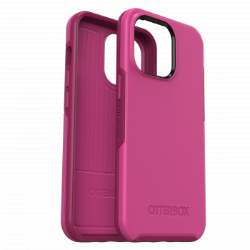 Ударопрочный чехол OtterBox Symmetry для iPhone  13 Pro Renaissance Pink