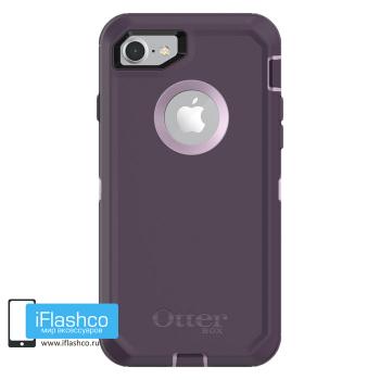 Чехол OtterBox Defender для iPhone 7/8/SE Purple Nebula