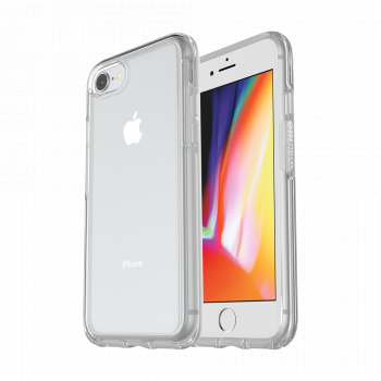Чехол OtterBox Symmetry для iPhone 7 Plus / 8 Plus Clear